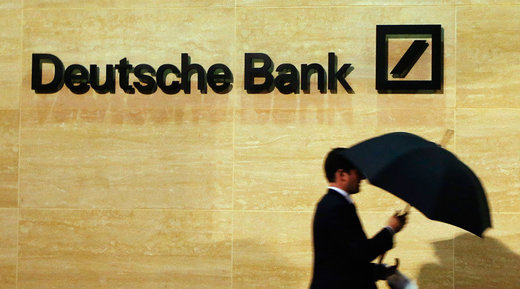 Keiser: Deutsche Bank is 'technically insolvent' and running a 'ponzi scheme' 56c0f60ec46188e43f8b4591