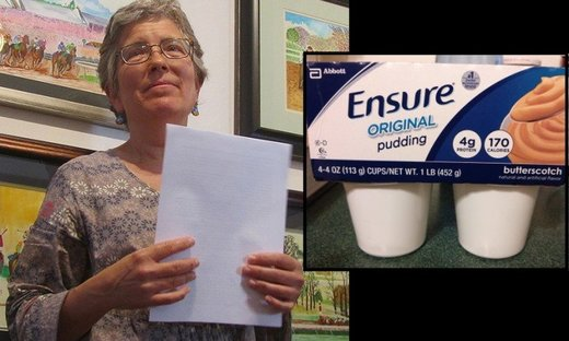 """I wouldn't feed this stuff to a dying animal"" – terminal Hospice patient exposes truth about Ensure nutrition drinks Carrollllll_1_768x461"