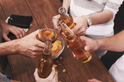 Image result for The Combination of Alcohol and Gut Fungus May Harm Your Liver