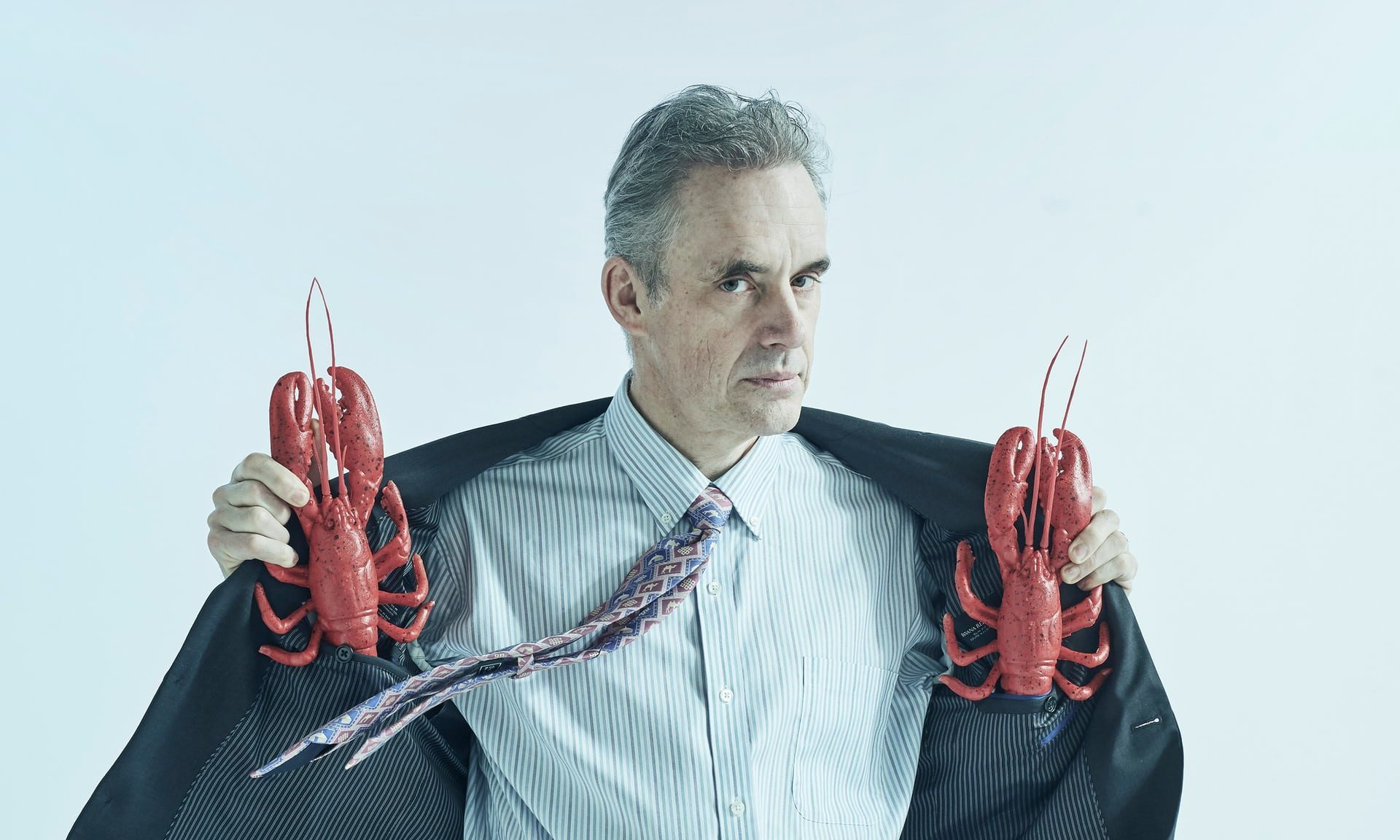 Image result for Jordan Peterson lobsters