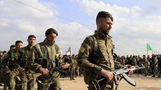 Kurdish People's Protection Units YPG