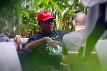 Dennis Rodman -nk Summit ' 've
