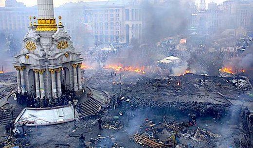 The Massacre in Odessa
