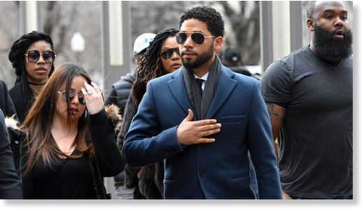 Chicago PD wants 130K from Jussie Smollett to cover hate crime probe  Societys Child  Sottnet