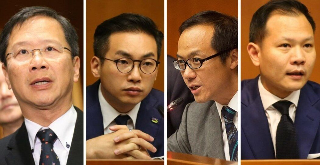 ALL Hong Kong democrats to quit after government ousts 4 lawmakers. leaving legislature with no effective opposition -- Puppet Masters -- Sott.net