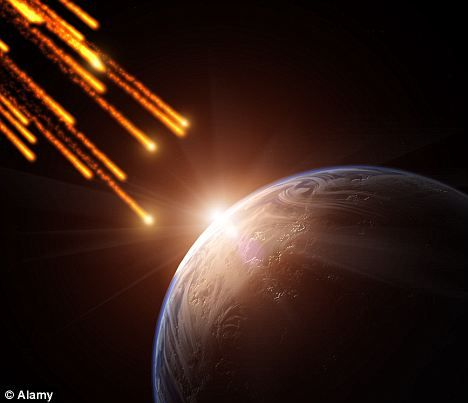 Animated Water Falling Wallpapers Nasa Says Earth Shattering Boom Just Meteorite Fire In