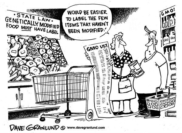 Genetically-Modified Organisms (GMOs) have NOT been proven