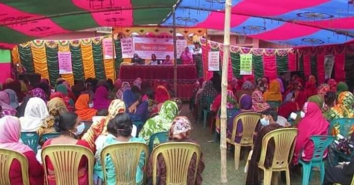 ঝিনাইদহে ২০০ অসহায় নারীদের বিনামুল্যে আইনী সেবা
