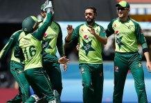 টি-টোয়েন্টি বিশ্বকাপে পাকিস্তানের দল ঘোষণা  