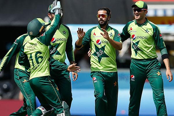 টি-টোয়েন্টি বিশ্বকাপে পাকিস্তানের দল ঘোষণা |