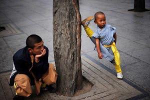 Shaolin etirement