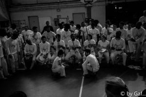 © *Gafanhoto* for Capoeira Cdo Paris