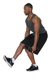 Flexion (sans poids) © nautilusplus.com