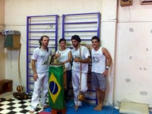Capoeira à Damas en 2011: