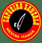 logo capoeira senzala
