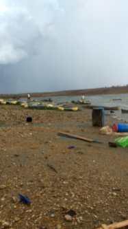 Fortes ventos deixam moradores do povoado Três Barras assustados (7)