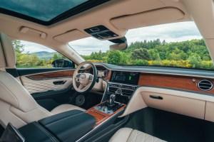 7 Bentley Flying Spur Hybrid