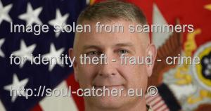 SMA Raymond F. Chandler (Retired) image abused by Scammers