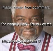 Model Gary Fulmore image abused by Scammers