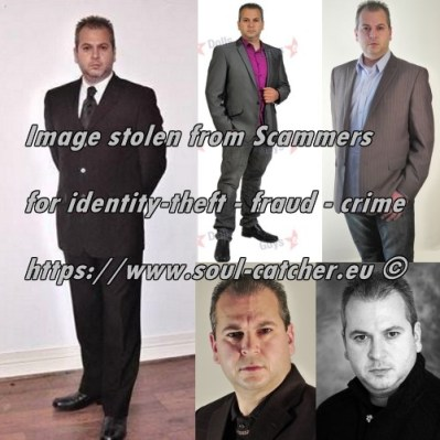 Actor Richard Herdman images abused by Scammers