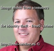 John Mageau image abused by Scammers