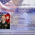 Fake Passport with stolen image from Lt. Gen. Daniel P. Bolger abused by Scammers