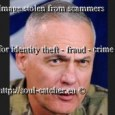 Lt. Gen. James L. Terry (Retired) image abused by Scammers