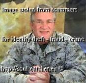 FAKE - Major General Charles M. Gurganus (Retired)