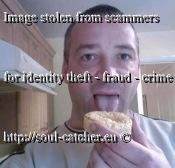 Real Name Unknown 6 image abused by Scammers