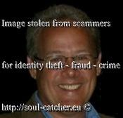 Real Name Unknown 7 image abused by Scammers