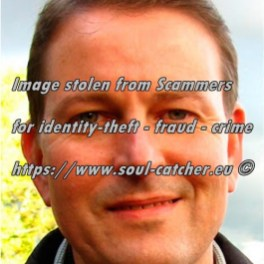 John Glasgow RIP image abused by Scammers