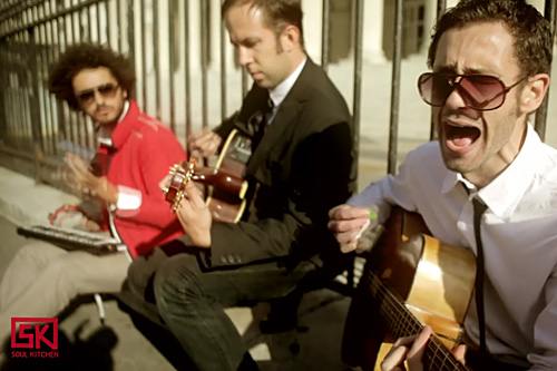 Session acoustique / Unplugged session : Soma