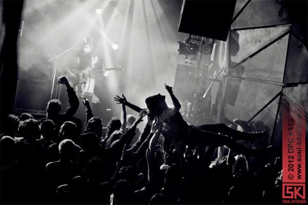 photos : The Black Box Revelation @ le Nouveau Casino, Paris | 12 avril 2012