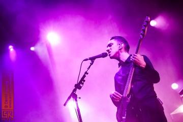 Photos de concert : The xx @ Halle Tony Garnier, Lyon | 21.02.2017