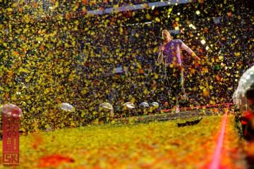 photos : Coldplay au Parc Olympique Lyonnais   08.06.2017