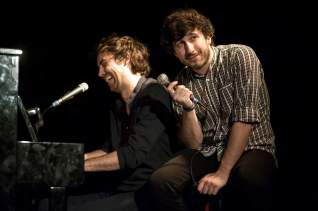 Martin Luminet & Antoine Bertazzon