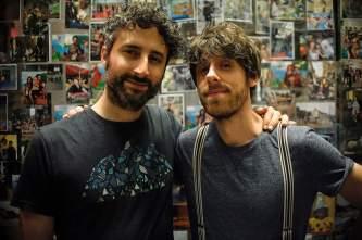 Louis-Jean Cormier & Kevin Fauchet