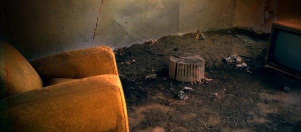 derelict roomby ~JenRedInstead