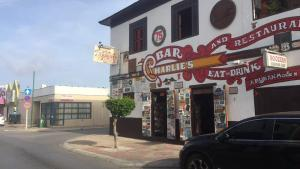 Charlies Bar and Restaurant in San Nicolas, Aruba