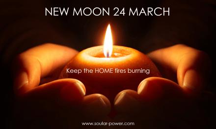 Astrology Update – Corona, New Moon, Saturn moves