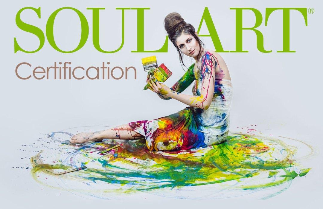 Laüra Hollick\'s Soul Art Certification |