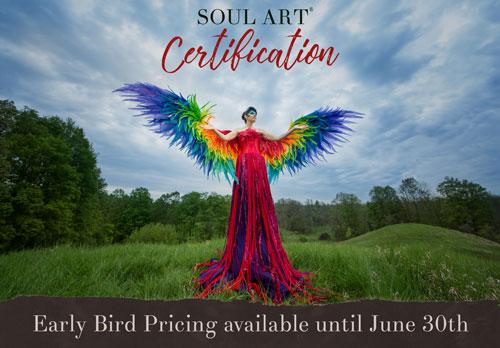 Register for the Soul Art Certification