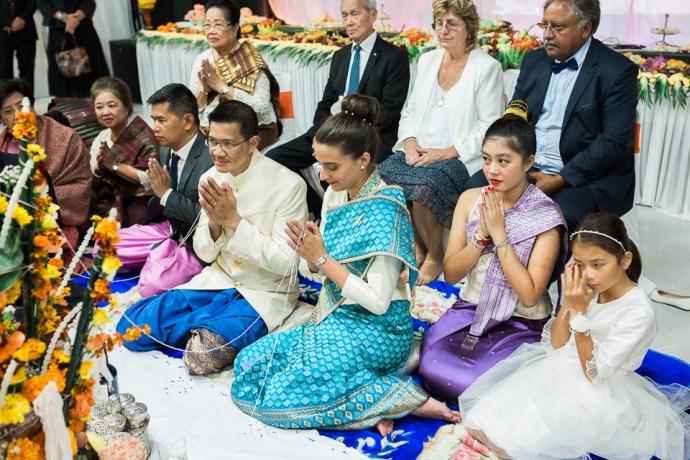 mariage la scène vernouillet yvelines 78 ceremonie lao baci laos photographe soulbliss