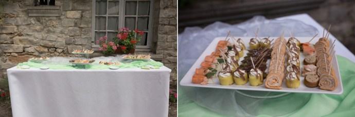 mariage moulin de dampierre cocktail clin doeil gourmand petits fours photographe mariage paris soulbliss
