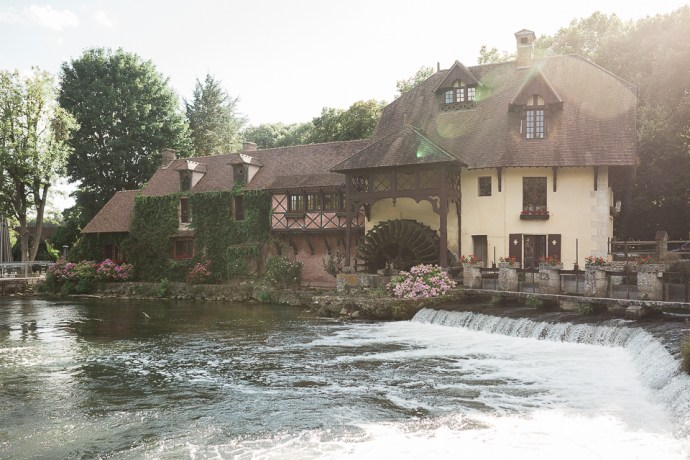 mariage moulin de fourges normandie eure mariage mixte africain