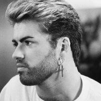 George-Michael-Cross-Earring | SoulBounce