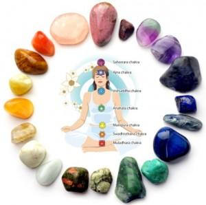 reiki energy crystals to heal the chakras