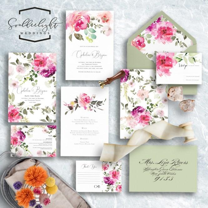 Design A Wedding Invitation Cobypic Com
