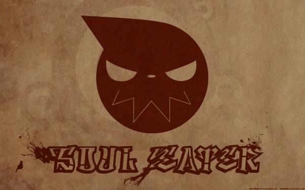 Soul Eater Logo Hd Widescreen Wallpaper - Anime