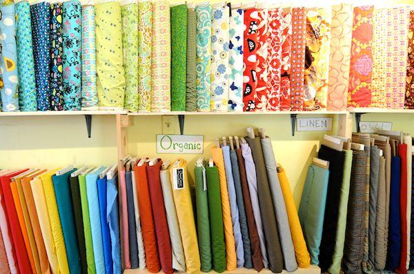 Fabric Stores Portland Maine
